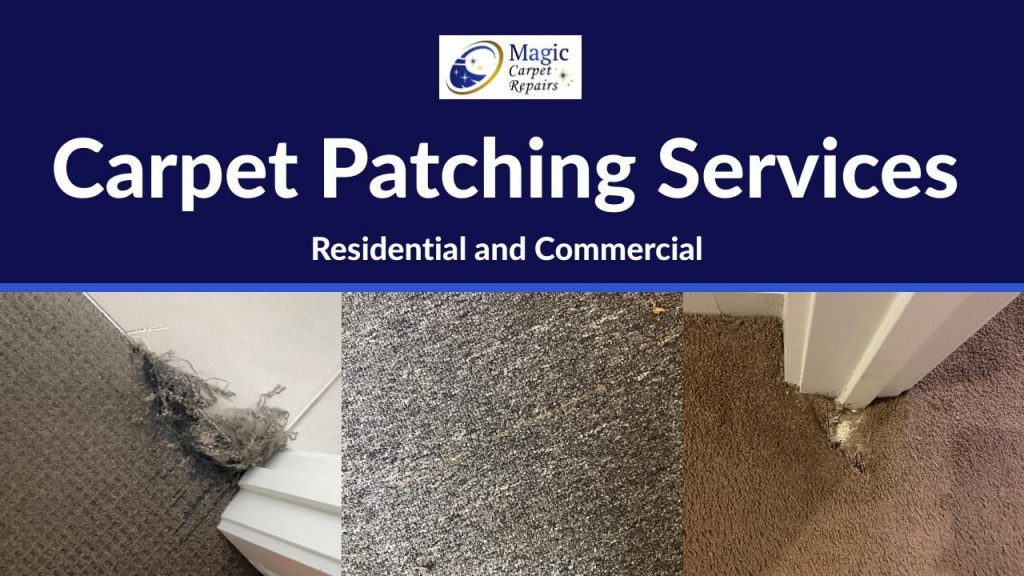 Carpet Patching services