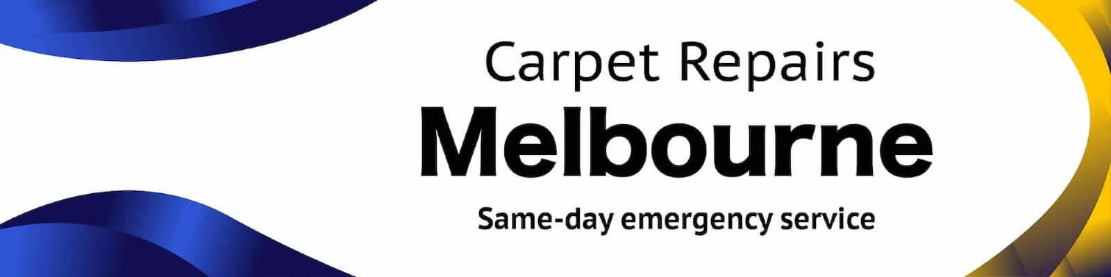 Magic Carpet Repairs Melbourne Banner